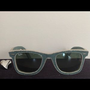Genuine Ray Ban Original Wayfarer Sunglasses